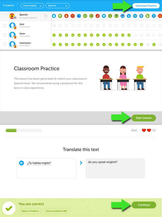 Innovate My School - How teachers can use Duolingo to ...