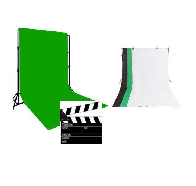Green Screen Kits for Schools