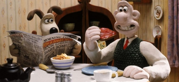 Image credit: Wallace and Gromit // Aardman Animations.