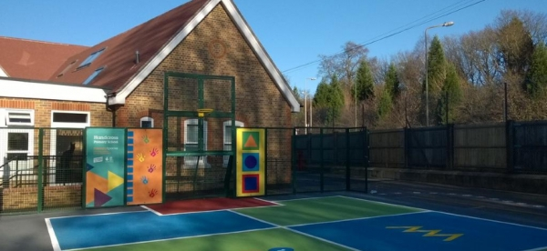 Improving physical activity and natural connections at Garfield Primary School, London