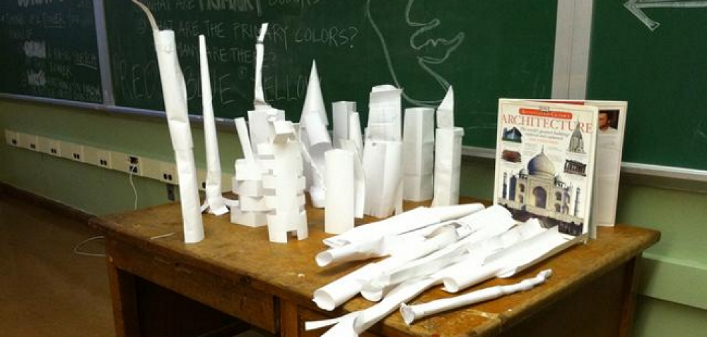 How to bring architecture fun into the classroom