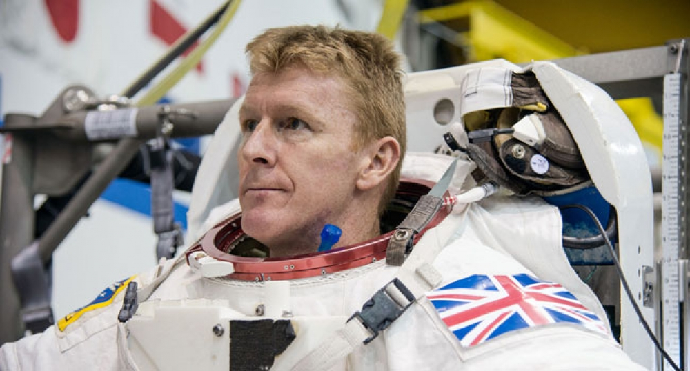 Major Tim Peake continues to fuel pupil passion