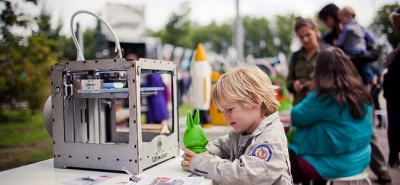 3D printing: Manufacturing the future of education