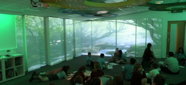 How immersive environments are inspiring reluctant learners