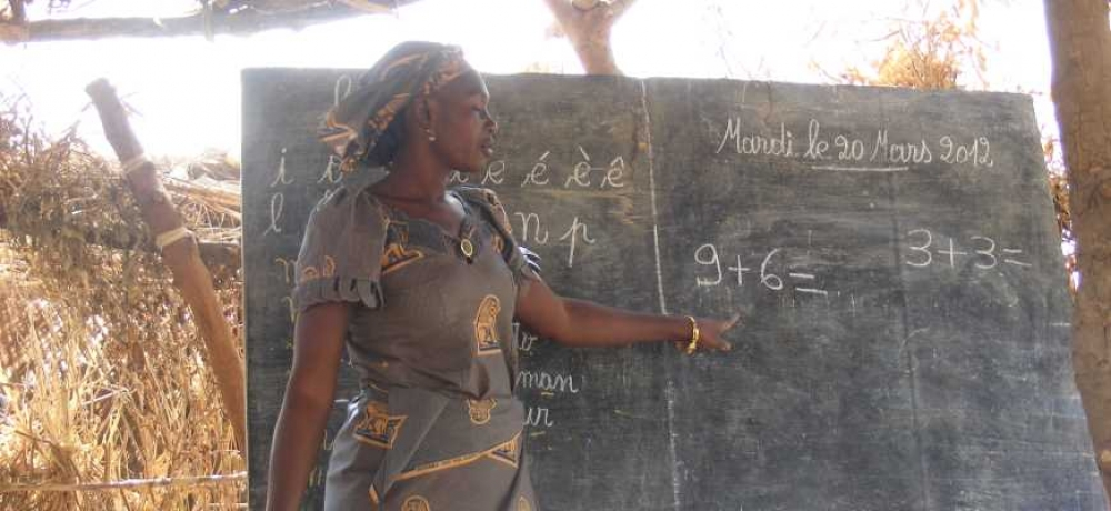 My teaching inspiration: A headteacher in Dargala, Cameroon