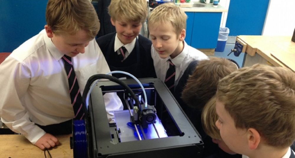 The benefits of bringing 3D printing into the classroom