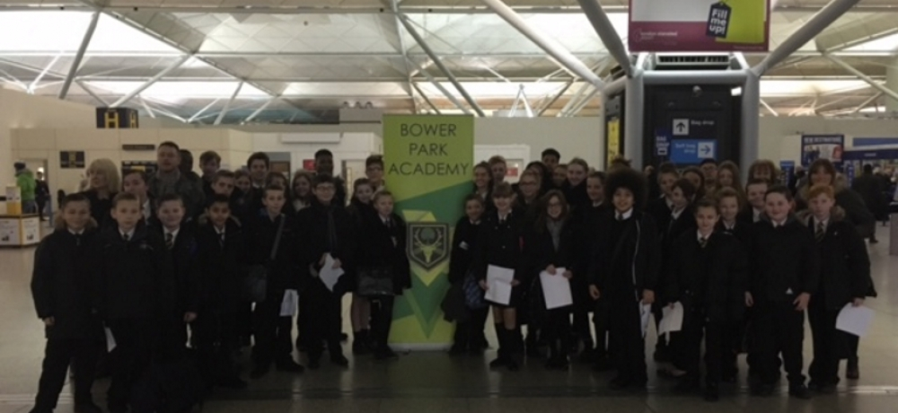 Our educational tour: Romford to Glasgow