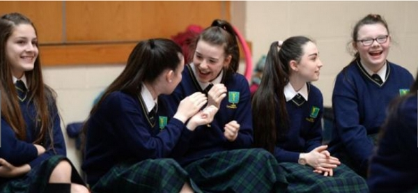 Dublin students revitalise learning with Abbey Theatre project