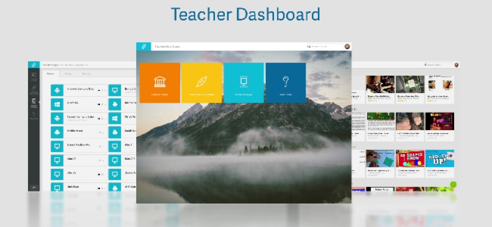 New multi-tool resource innovates teachers' classroom control