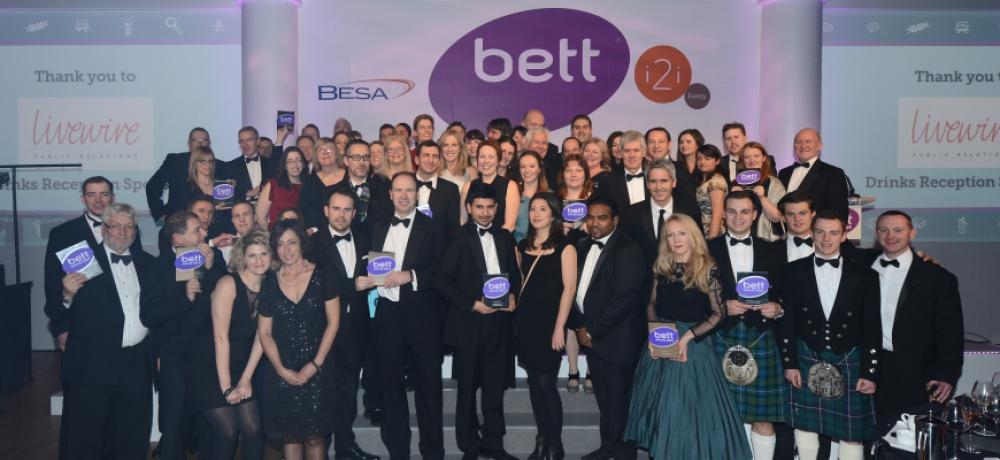 Edu-innovators invited to enter the 2016 Bett Awards