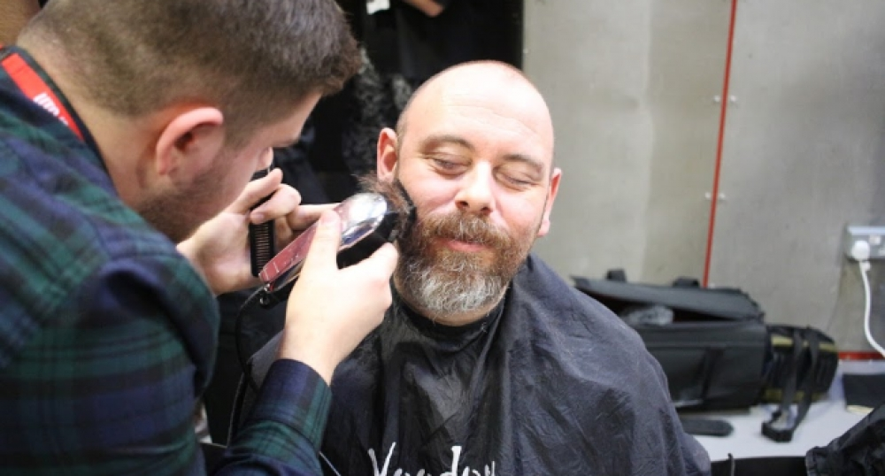 Bearded teachers 'brave the shave' to raise money for Teenage Cancer Trust