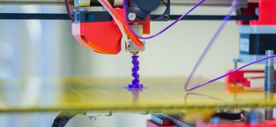 Image credit: Wikimedia Commons // Felix 3D Printer.