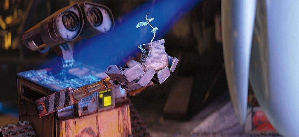 Image credit: WALL-E // Pixar Animation Studios.