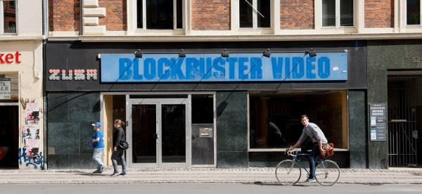 Be Netflix, not Blockbuster