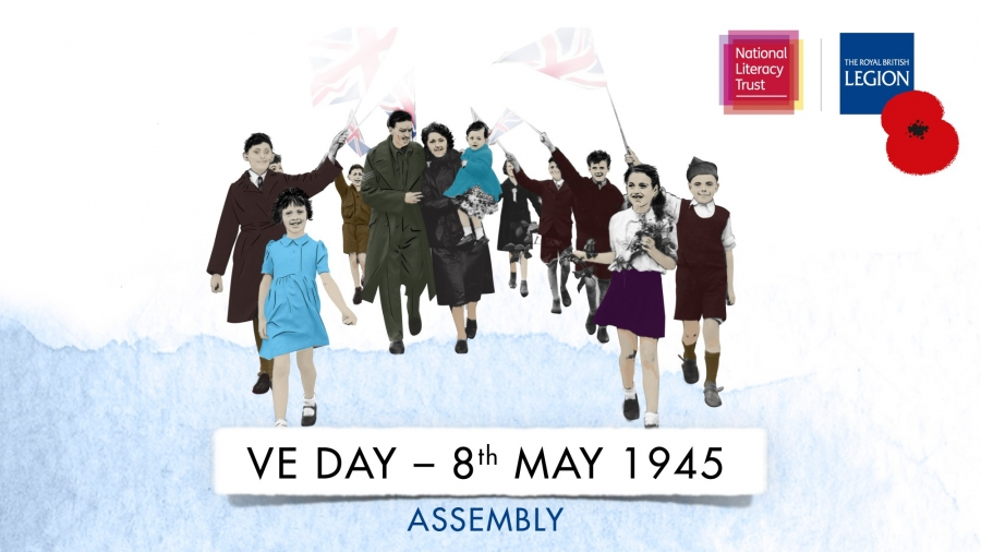 The Royal British Legion launches new resources to help pupils learn about VE Day