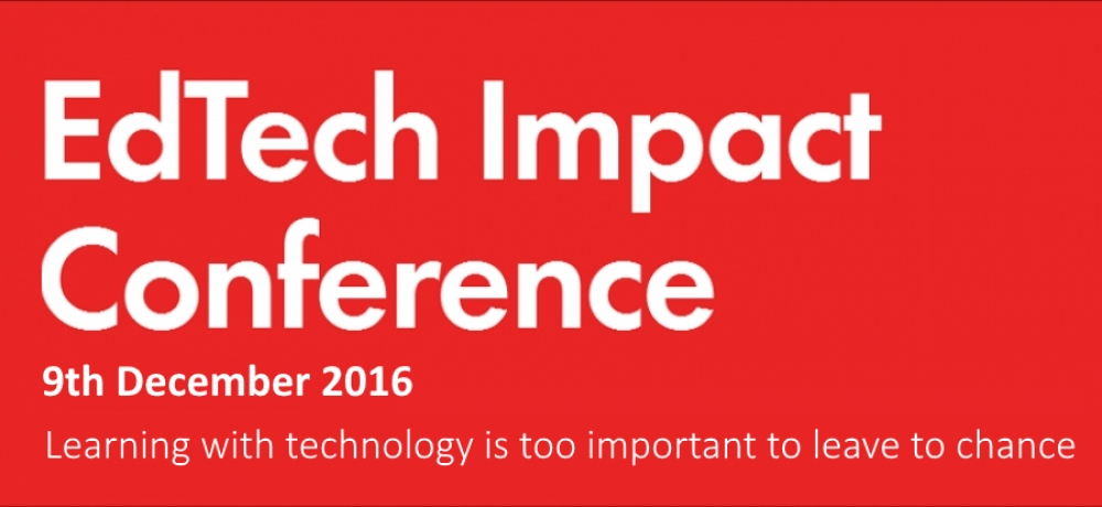 Education gurus host EdTech Impact Conference, 09/12/16, Dudley