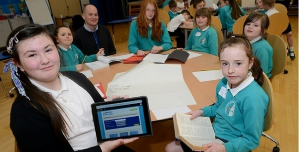Plymouth pupils find global audience with engaging literacy project