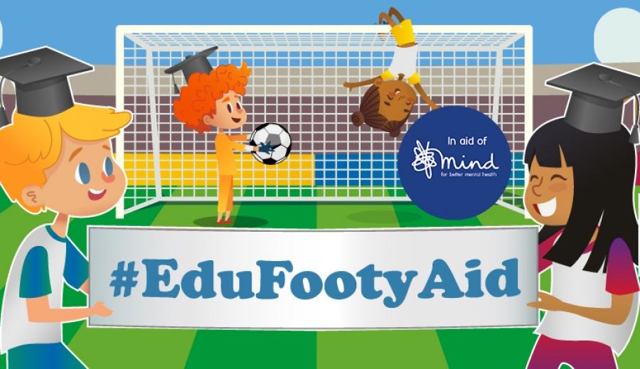 Primary school teachers pitch in for #EduFootyAid charity football match