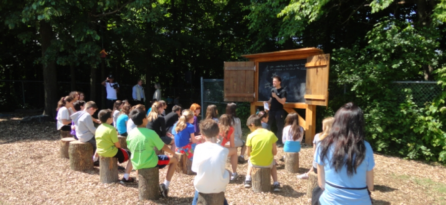 Innovative Outdoor Classroom ~ Innovate my school positive playgrounds and creating a