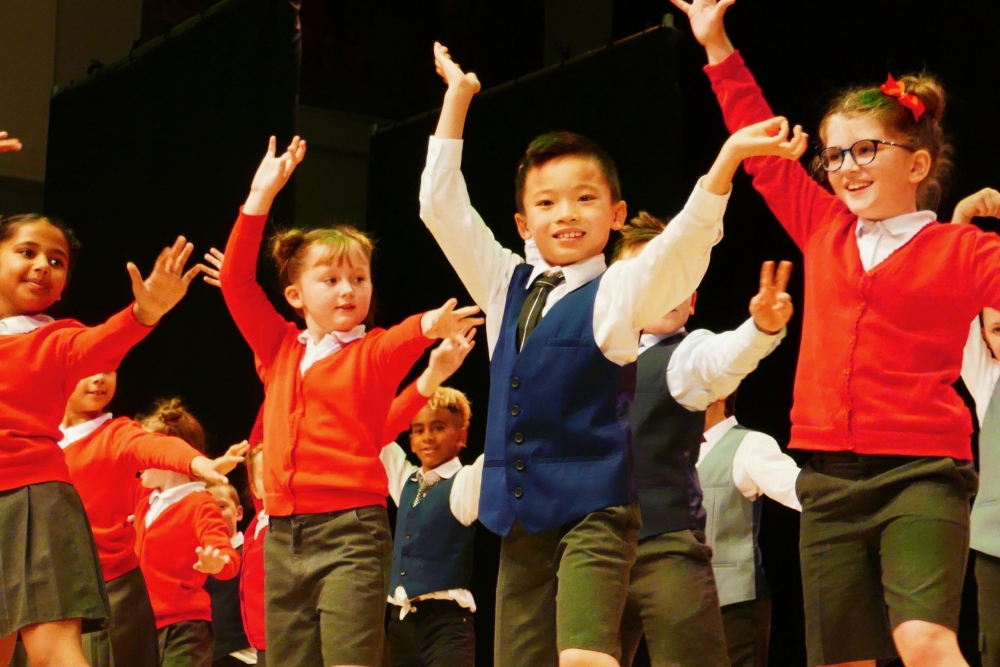 Using dance fitness to improve student wellbeing