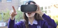 VR at Putney High School: Shifting the vision on education