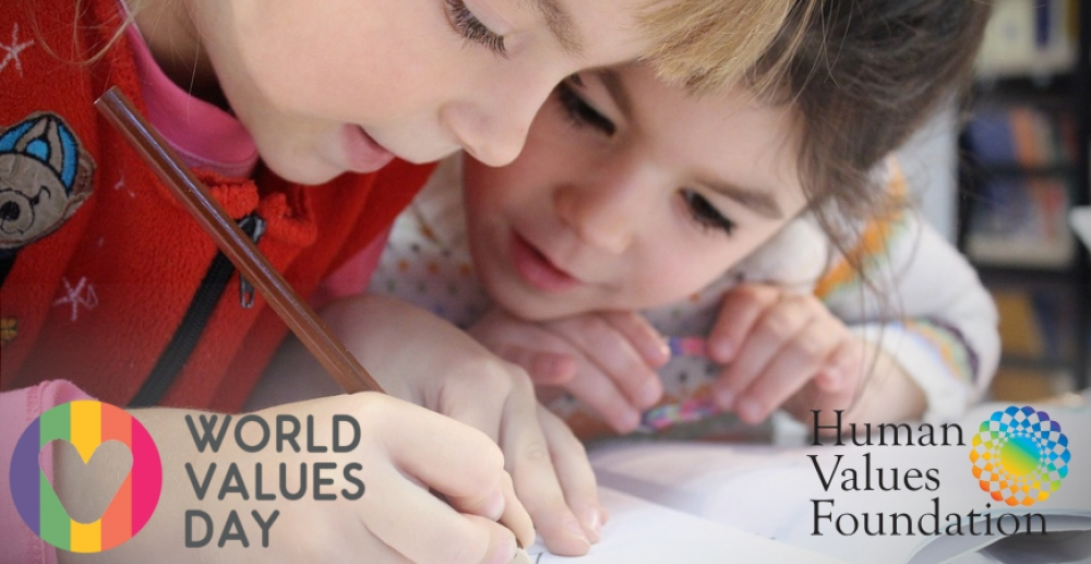 First World Values Day celebrated with global story-writing competition