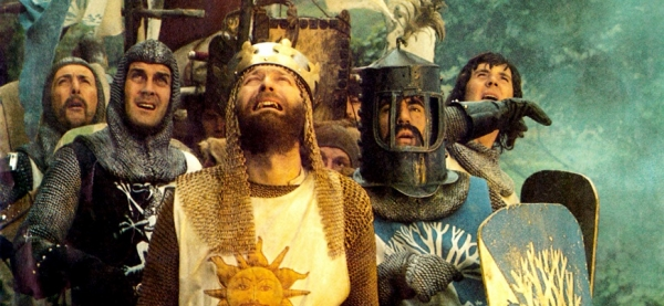 Originally published on 19th April 2016 / Monty Python and the Holy Grail // Monty Python's Flying Circus.
