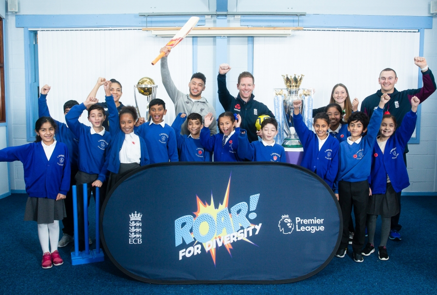 Liverpool schoolkids Roar! for Diversity