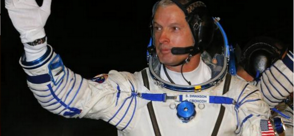 NASA astronaut to run summer project with Merthyr high school