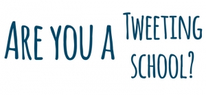 What can a whole school get from a Twitter account?