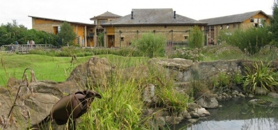 London pupils become conservationists at wetland centre