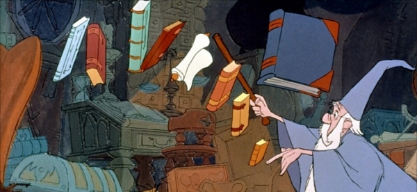 Image credit: The Sword in the Stone // Walt Disney Pictures