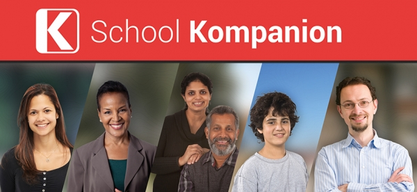 Bett 2017: Meet the right Kompanion for your school