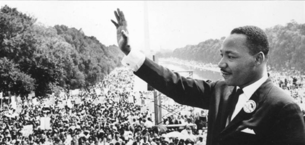 How and why we celebrate Martin Luther King Day at our school