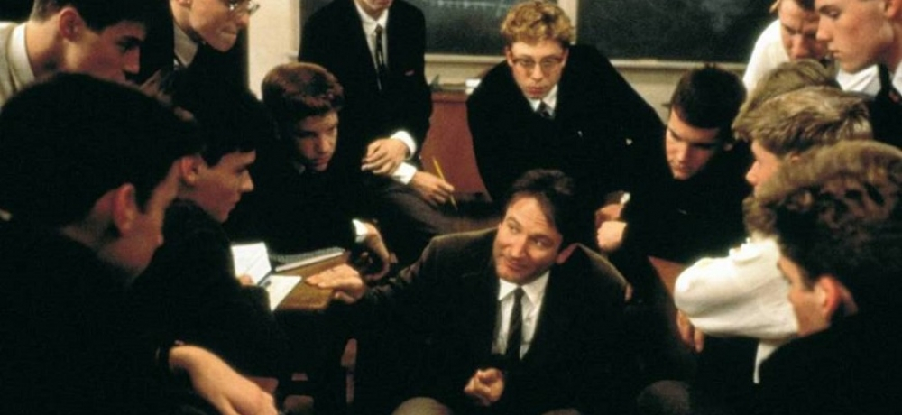 Image credit: Dead Poets Society // Touchstone Pictures.