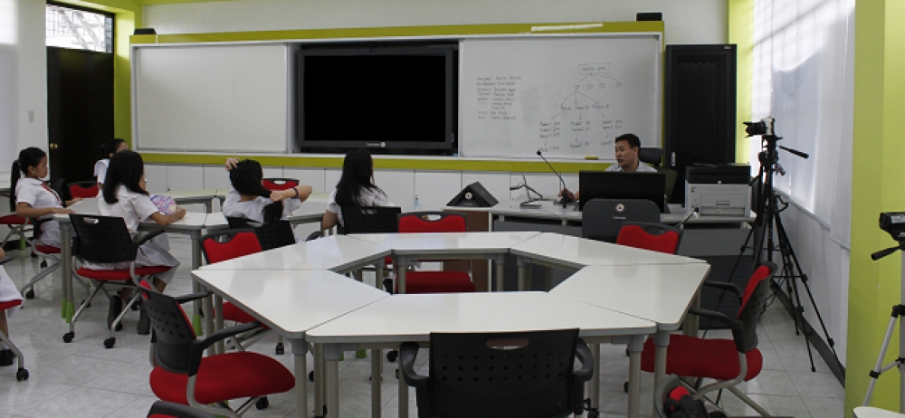 How we use classroom seating to improve our learning space