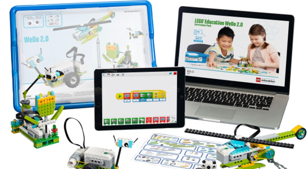 LEGO engages Science and Computing pupils with WeDo 2.0