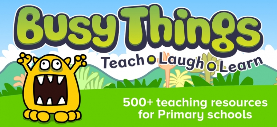 Making lessons memorable is made easy with launch of new #BusyThings