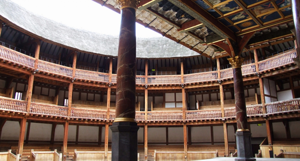 Globe Theatre offers pupils free virtual tours