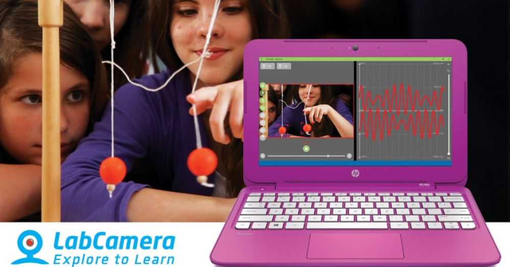 Intellisense is now giving away LabCamera for STEM teachers