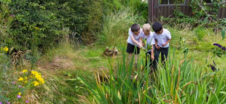Outdoor learning - What does the future hold for the UK?