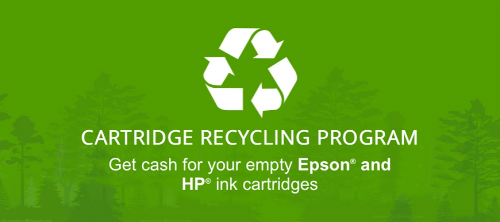 New Epson recycling scheme: Go green in 2012