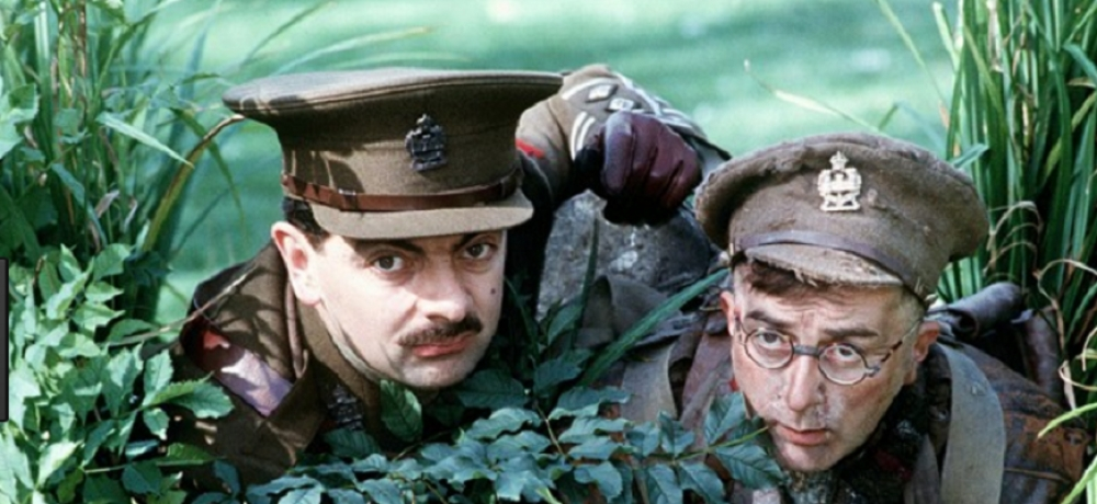 Image credit: Blackadder Goes Forth // BBC television