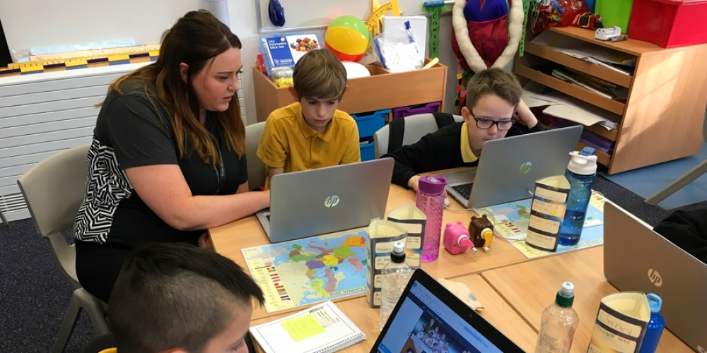 How Fenwick Primary Added Value to the Reading Experience